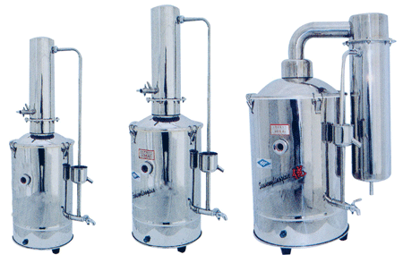 commercial water distillers
