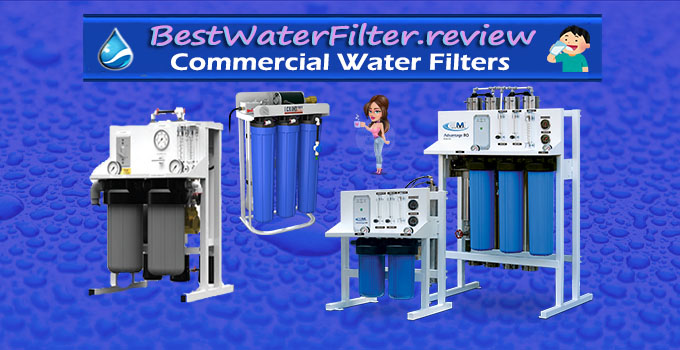 Commercial Water Filters