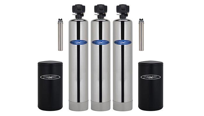 crystal quest whole house water filter