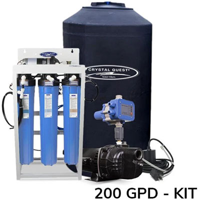 crystal quest reverse osmosis